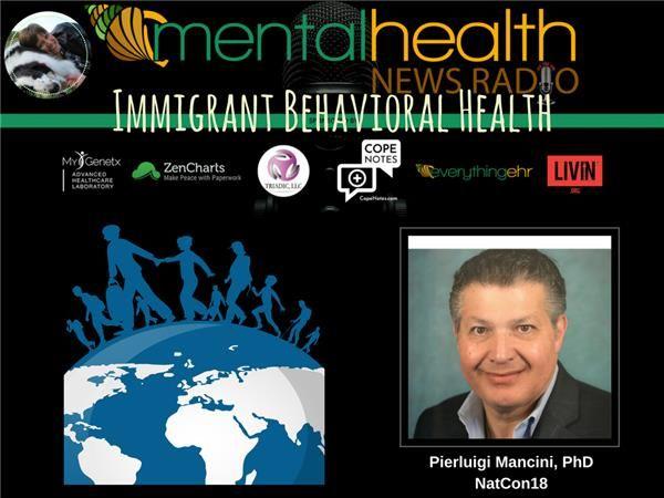 Immigrant Behavioral Health with Pierluigi Mancini, PhD