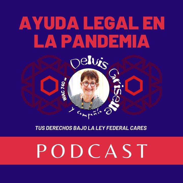 Ayuda legal en la pandemia y la ley CARES
