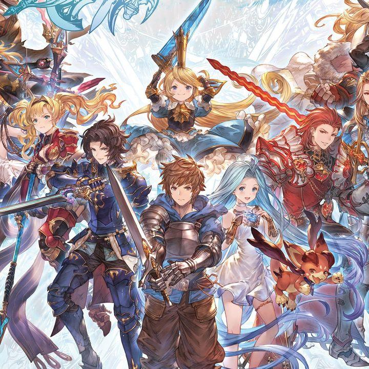19 - Resenha #6 - Gran Blue Fantasy: Versus
