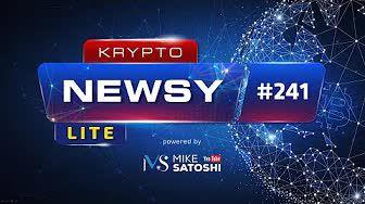 Krypto Newsy Lite #241   17.06.2021   Bitcoin w blokach startowych - wieloryby kupiły 90k BTC w 25 dni, Ledger Scam: uwaga na fake paczki