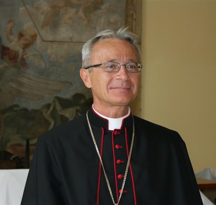 Sabato santo veglia pasquale 2021 - Mons Cavina
