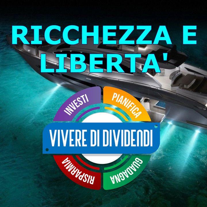 RICHEZZA E LIBERTà PIANIFICARE LA TUA FINANZA PERSONALE