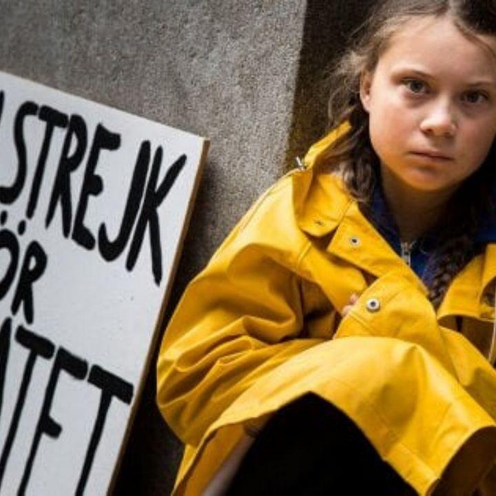 Di Greta Thunberg, eco-ansia e dissonanze cognitive