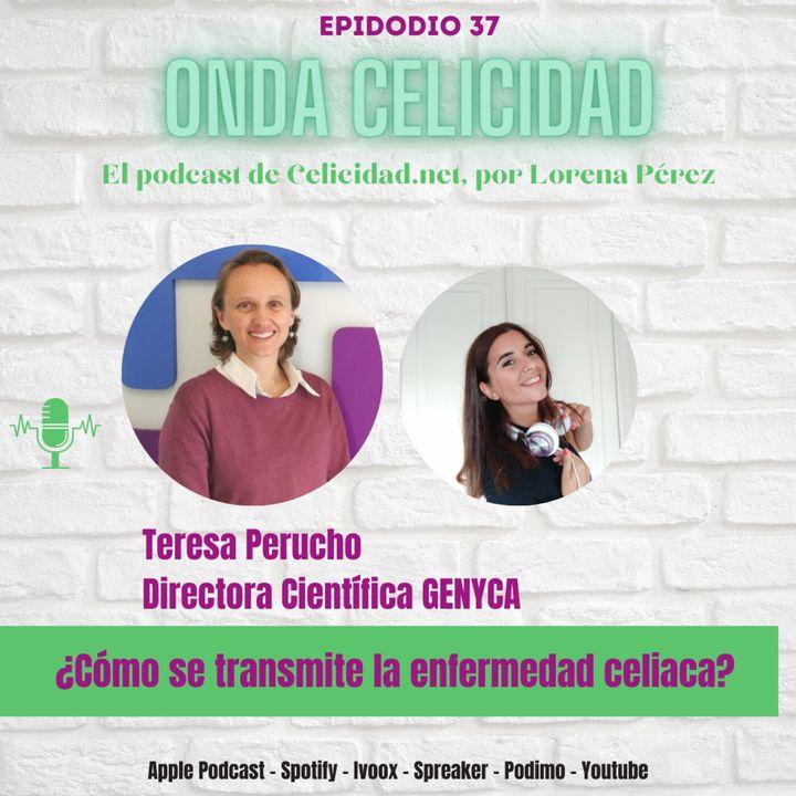 OC037 - Cómo se transmite la celiaquía, con Teresa Perucho