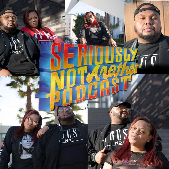 Seriously? Not Another Podcast