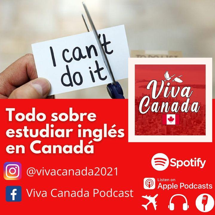 Todo sobre estudiar Inglés en Canadá