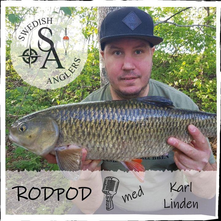 Swedish Anglers RodPod Avsnitt 13 Med Karl Linden