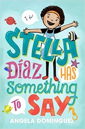 Episode 112 - Stella Diaz Has Something to Say by Angela Dominguez