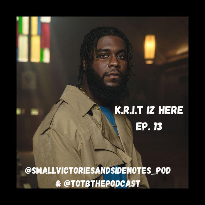 Track By Track Album Review: K.R.I.T IZ Here