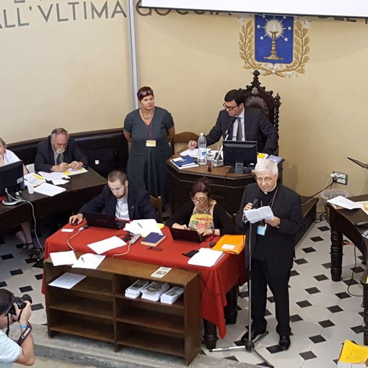 Mons. Maurizio Malvestiti, vescovo di Lodi e membro Commissione CEI per l'ecumenismo e il dialogo