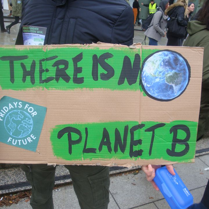 intervista a Lavinia sul cambiamento climatico