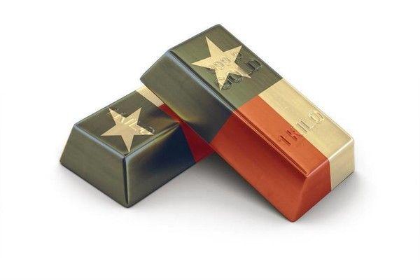 Texas Bullion Depository Open For Business +
