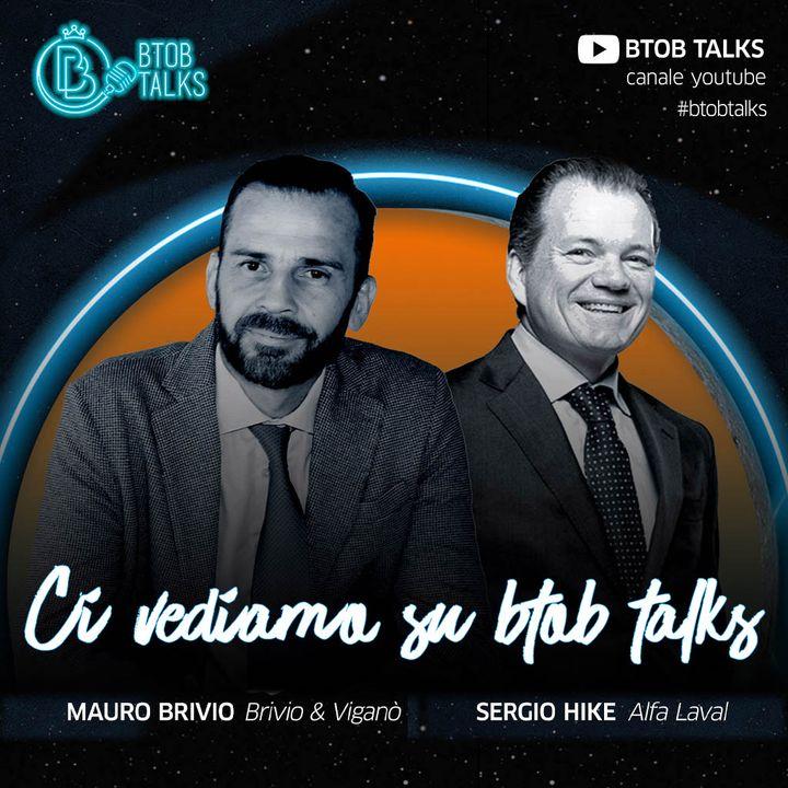 Mauro Brivio e Sergio Hike