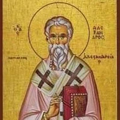 San Alejandro, obispo y mártir