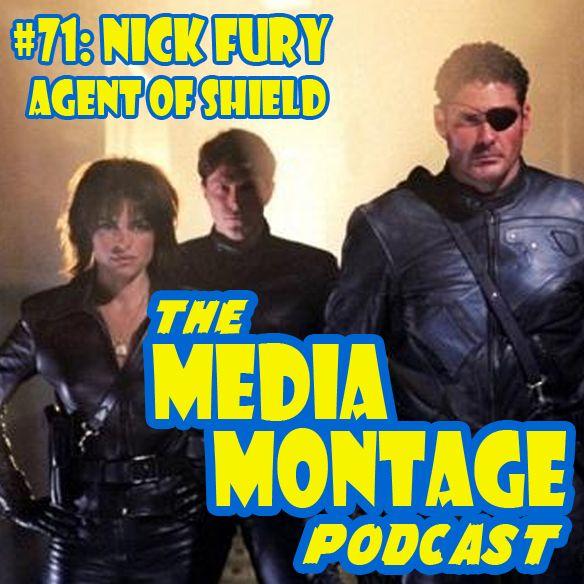 MMP 71 - Nick Fury Agent of SHIELD