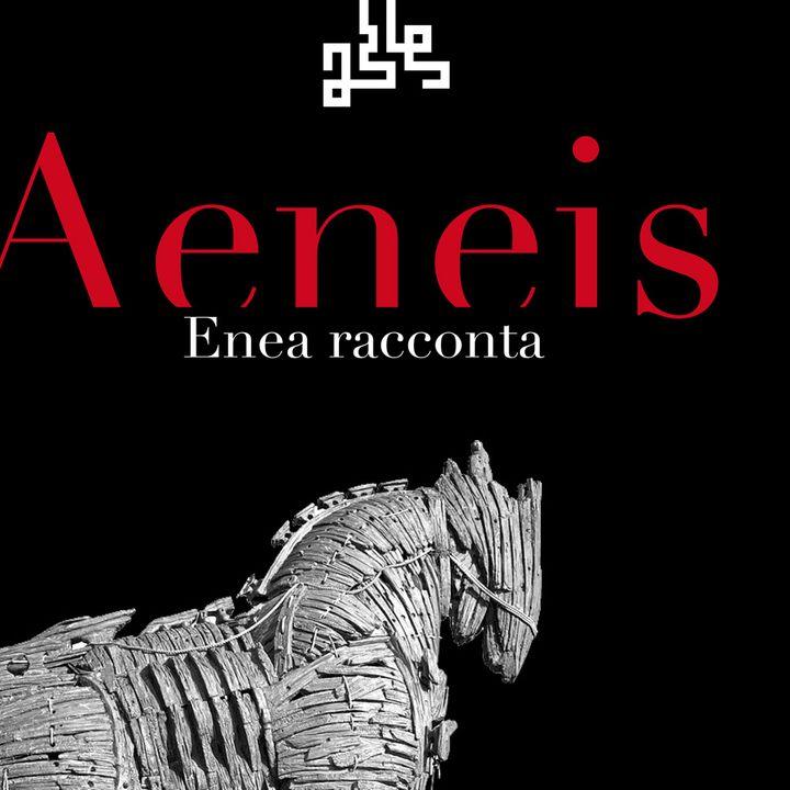 Aeneis, Enea racconta