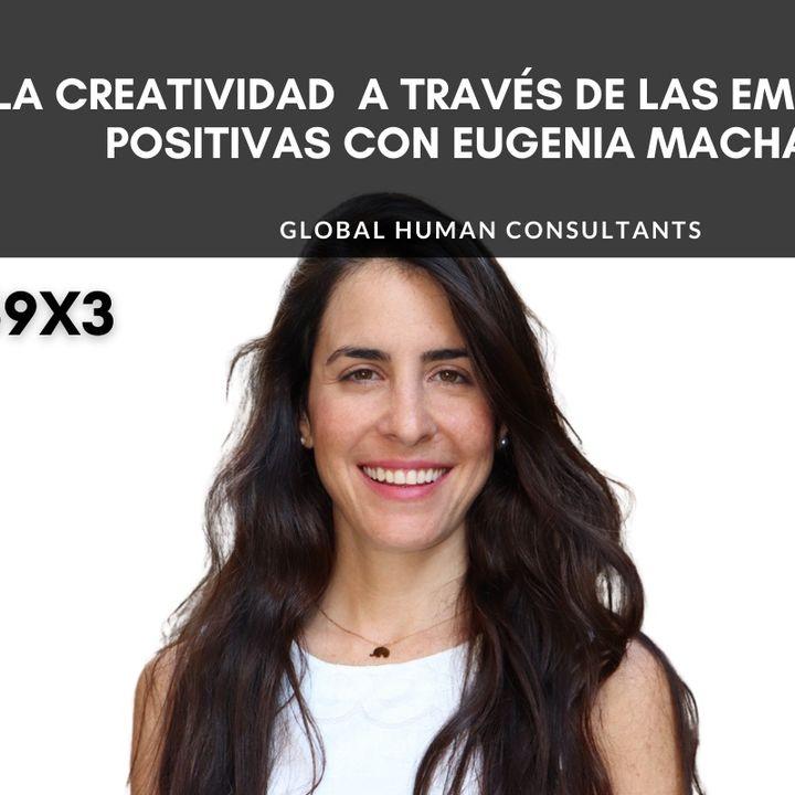 59. La creatividad a través de las emociones con Eugenia Machado