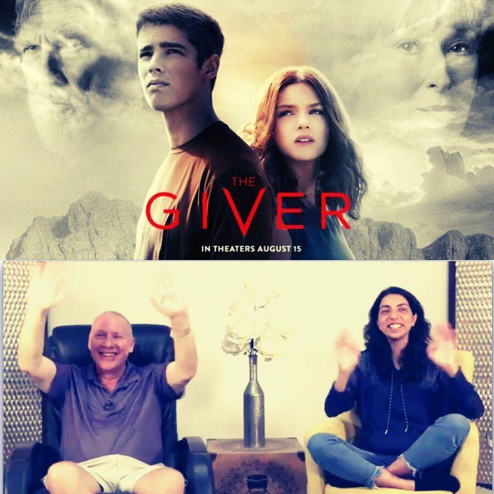 """""""Lecciones de Amor"""" sesión de cine """"El Dador De Recuerdos"""" con David Hoffmeister / """"Lessons of Love"""" Movie Session """"The Giver"""""""