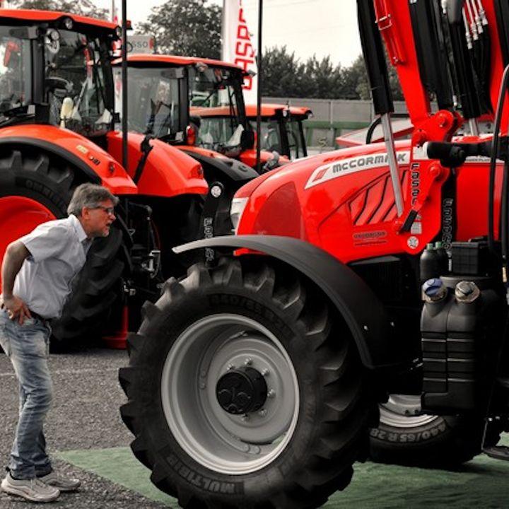 Fiera Meccanica Agricola di Saluzzo - Intervista a Romano Boglio