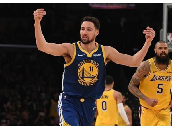 Klay Thompson rumored to go to Lakers?!! AD fined 50K for asking for trade?!