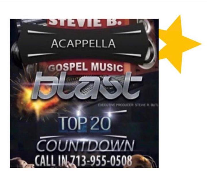Stevie B's Acappella Gospel Music Blast - (Episode 161)