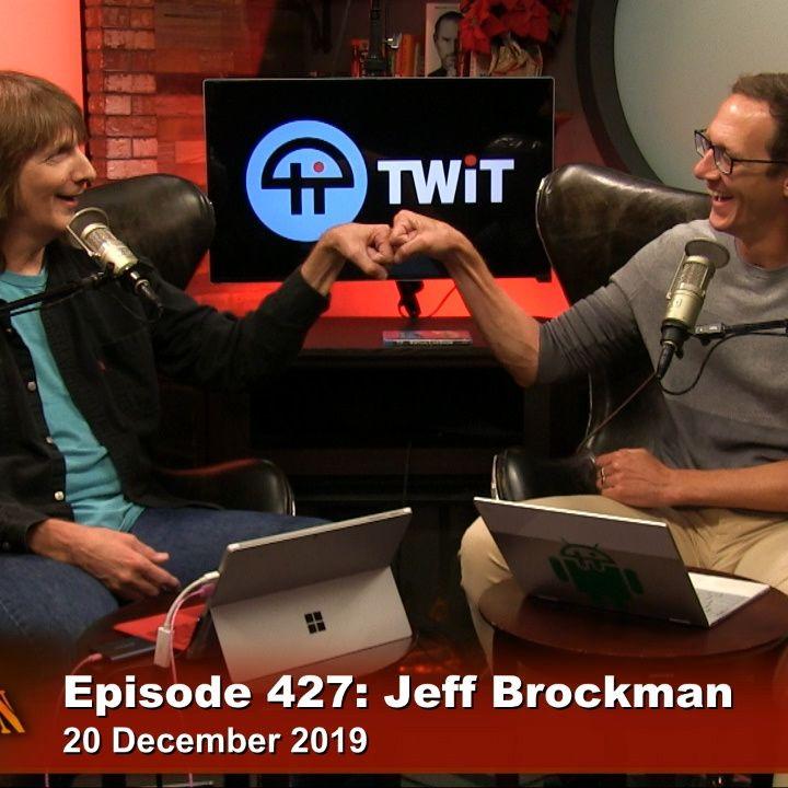 Triangulation 427: Jeff Brockman