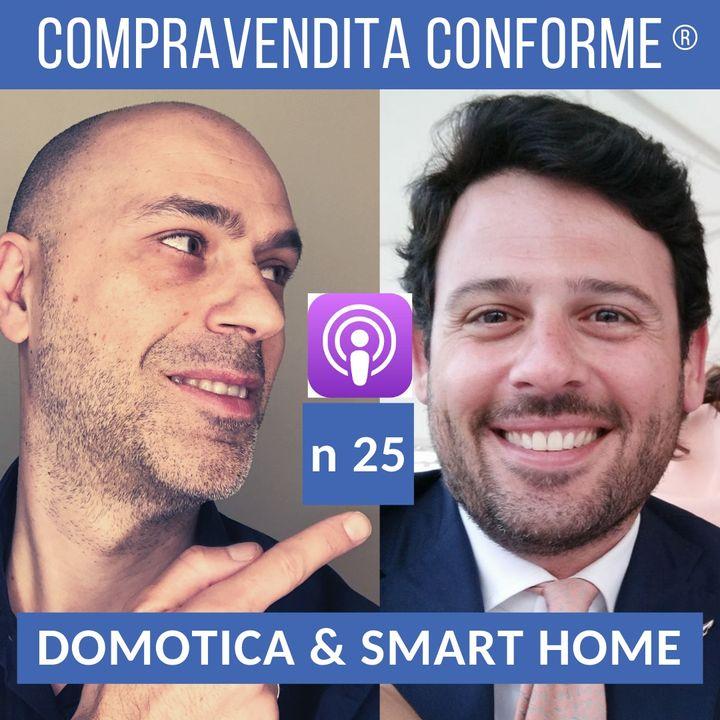 Domotica, Smart Home e Intelligenza artificiale negli immobili