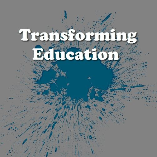 Transforming Education Podcast episode 1