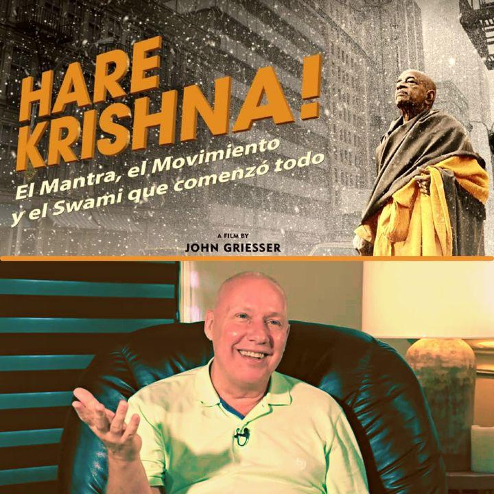 Taller de película «Hare Krishna: El mantra, el movimiento y el Swami que lo comenzó todo» - Comentario con David Hoffmeister