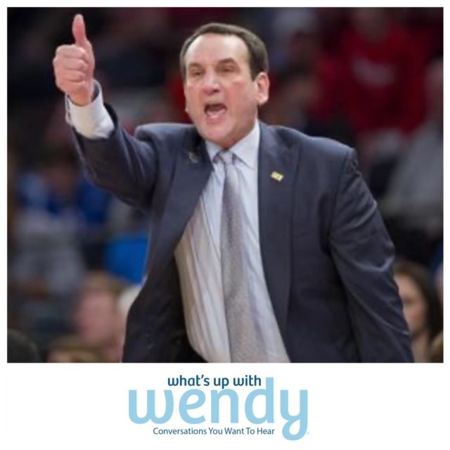 "Mike Krzyzewski ""Coach K"" - Legendary Men's College Basketball Coach ""Best of Series Interviews"""