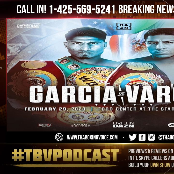 ☎️Mikey Garcia vs. Jessie Vargas Finalized🤔 On Dazn- February 29 in Texas, Good Comeback Fight❓