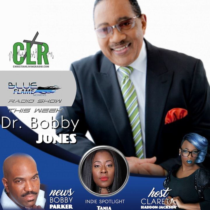 Blue Flame Radio Bobby Jones