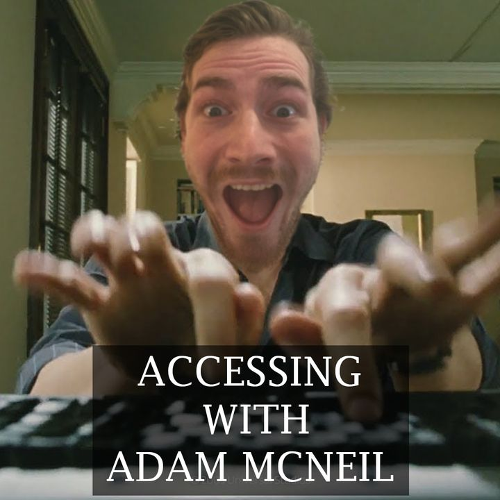 Accessing Adam McNeill E79