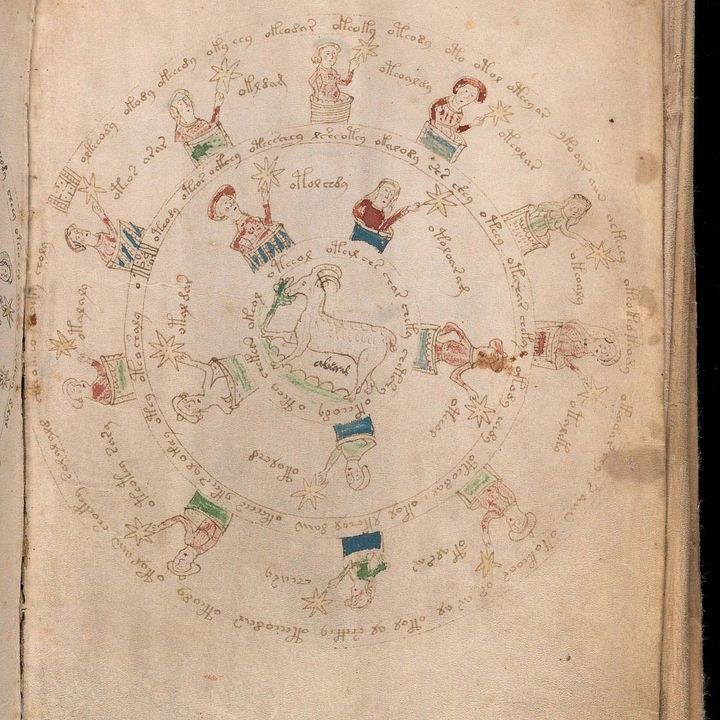 Episode 53 The Mystery and Wonder of the Voynich Manuscript
