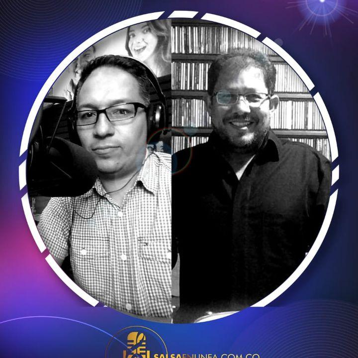 El Podcast De la Salsa El Rincon Caliente Con Alvaro Quintero Y Cesar Ocampo Episodio 33