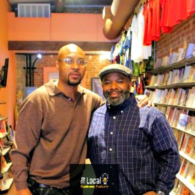 Co-Owner Carlos Franklin | Blackstone Bookstore & Cultural Center | The Local Business Podcast