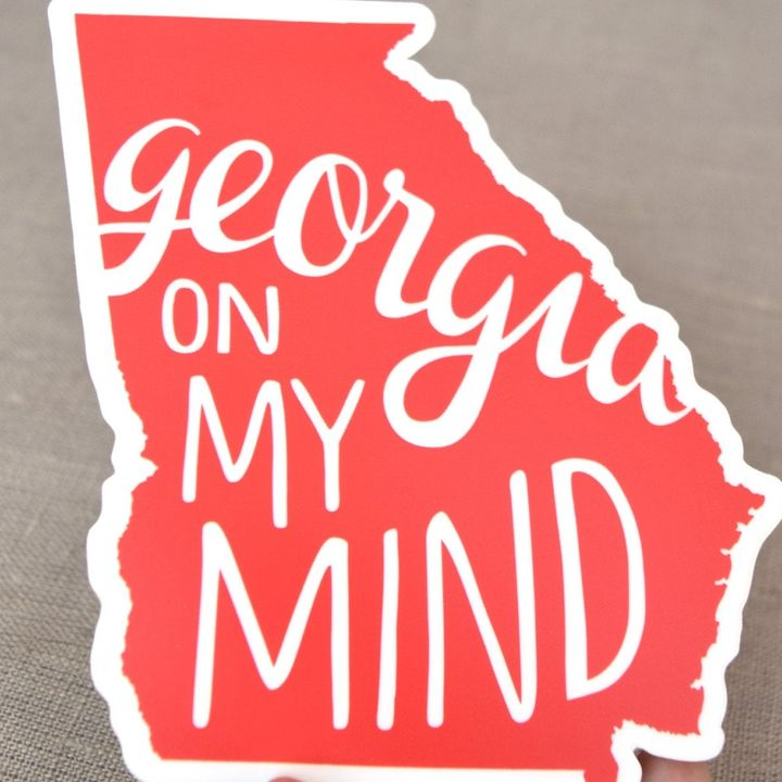 Georgia On My Mind, and Other Things…