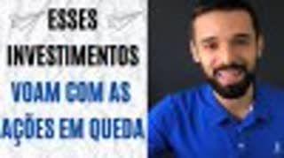 OS INVESTIMENTOS MAIS POTENTES PARA LUCRAR DURANTE AS QUEDAS - VOCÊ SEMPRE EM ALTA #018 | Vinícius Mariño