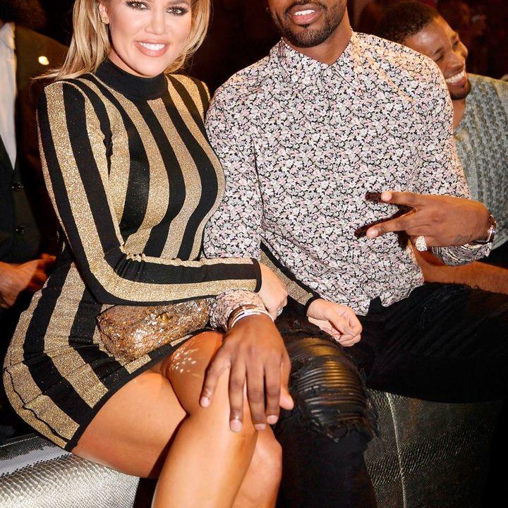 Tristian Thompson Gets Caught Cheating On Khloe Kardashian