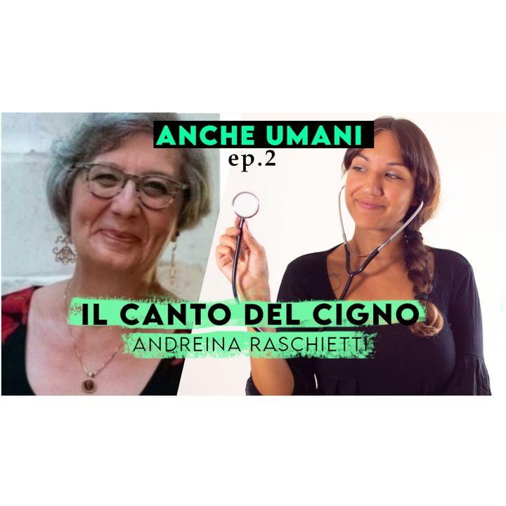 ep. 2 Essere e fare l'infermiera/infermiere con Andreina Raschietti