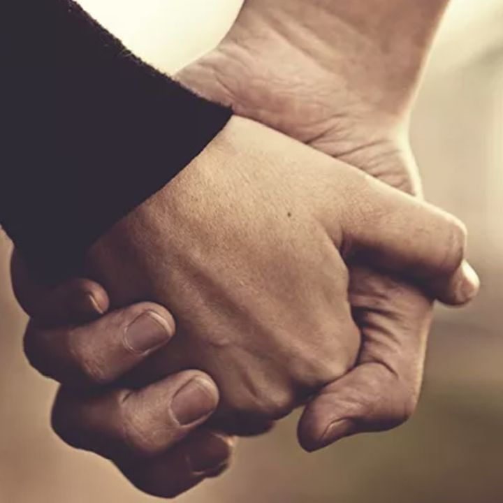 Holding Hands - Morning Manna #3298