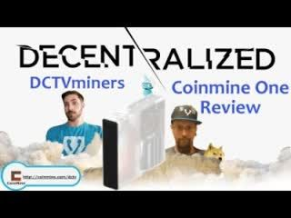 The DCTVminers - Review of The Coinmine One