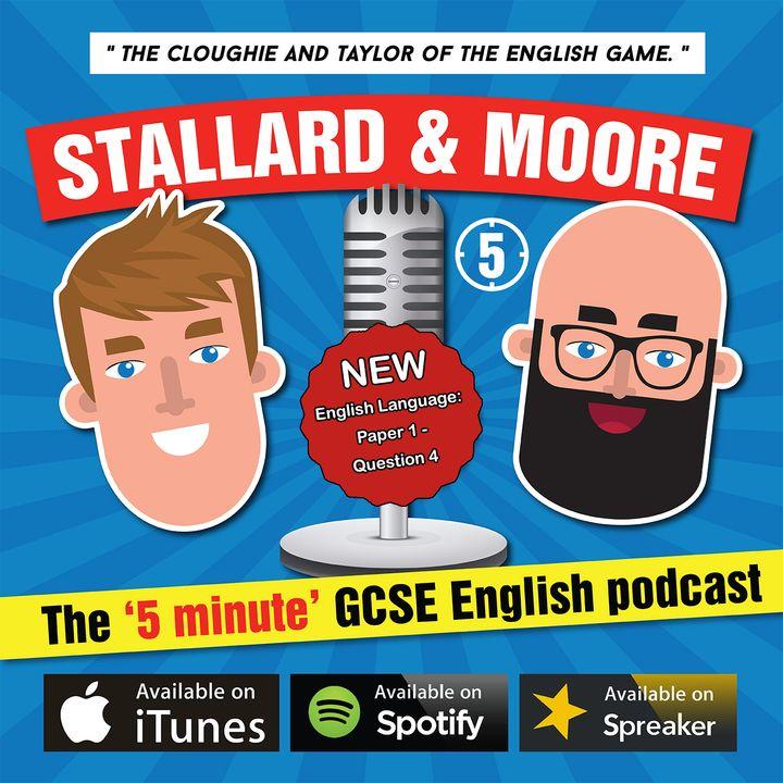 English Language - P1 Q4 - 5 mins