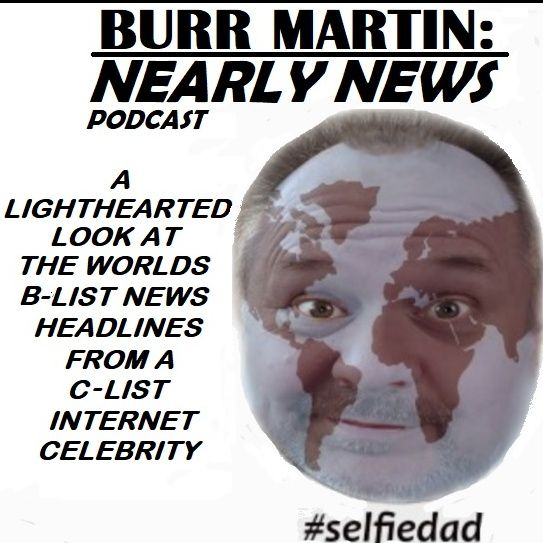 Burr Martin Nearly News 170 Masks and G Strings