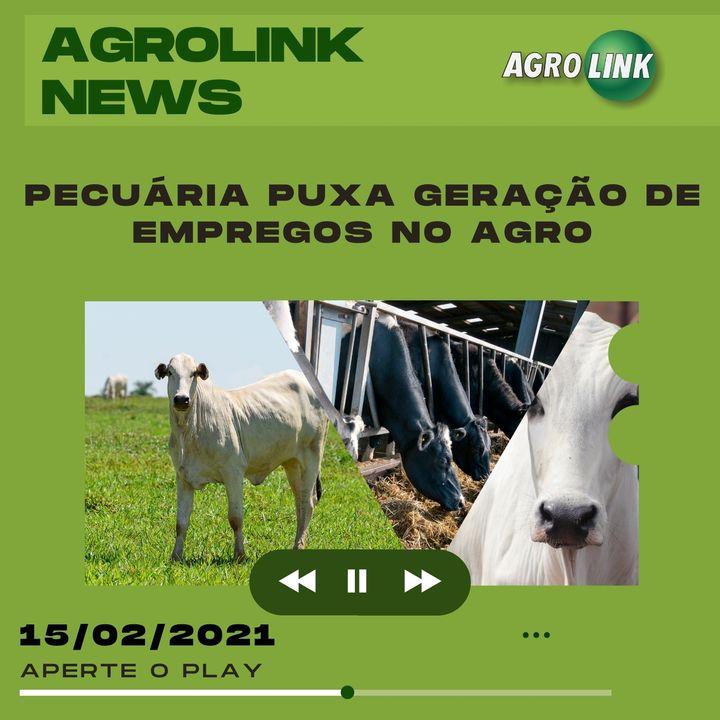 Agrolink News - Destaques do dia 15 de fevereiro