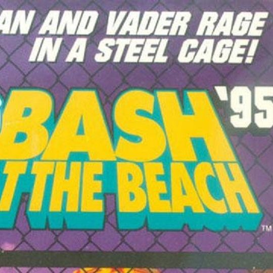 ENTHUSIATIC REVIEWS #183: WCW Bash At The Beach 1995 Watch-Along
