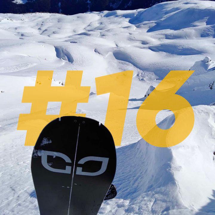 #16 SPLITBOARD: SETUP con Pietro Marzorati di COMERA SNOWBOARDS