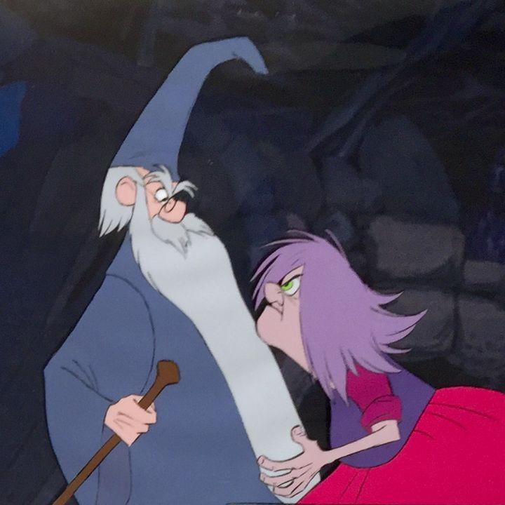 A Pagan folk song - The Two Magicians
