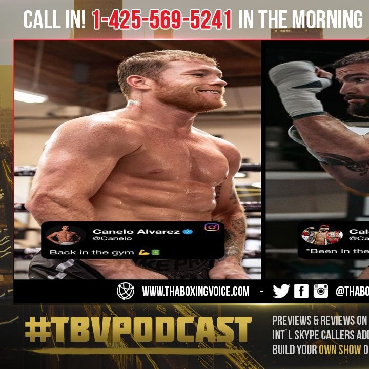 ☎️Canelo DUCKING🦆❓Turns DOWN Plant Fight Plus Jermall Charlo and David Benavidez Fights On FOX😰