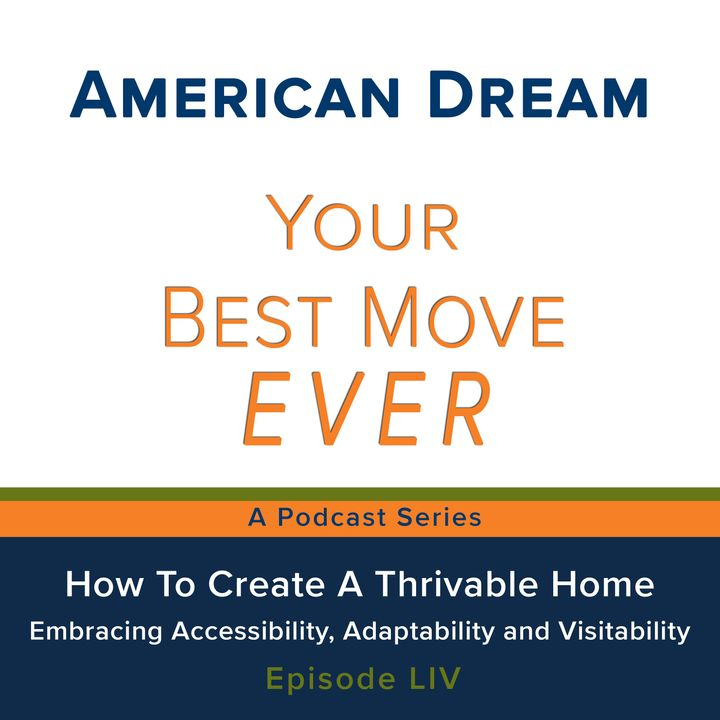 Ep - 54 How To Create A Thrivable Home